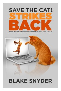 Blake's third book -- Get ready to strike back!