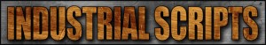 the Industrial Scripts logo