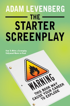 Cover of The Starter Screenplay