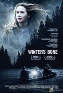 "Poster for Academy Award Best Picture Nominee, ""Winter's Bone"""