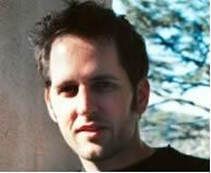 Writer Erik Bork