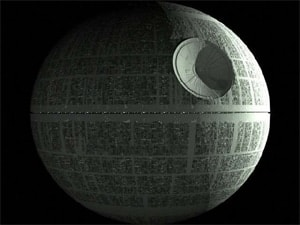 Whiff of Death Star