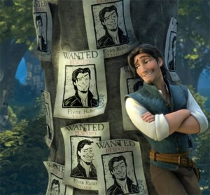 Flynn Rider. Everybody wants him.