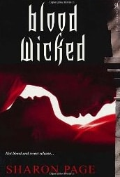 """Cover of """"Blood Wicked"""""""