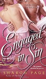 "Cover for ""Engaged in Sin"""