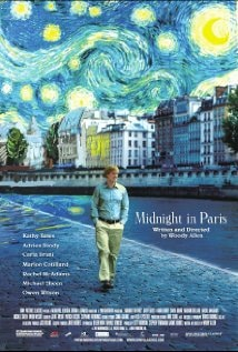 """Midnight in Paris"" Poster"