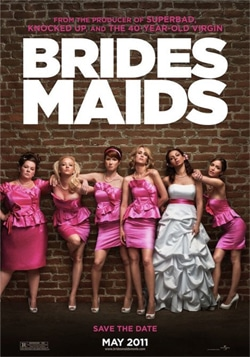 "Poster for ""Bridesmaids"""