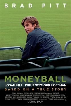 "Poster for ""Moneyball"""