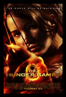 """Hunger Games"" Movie Poster"
