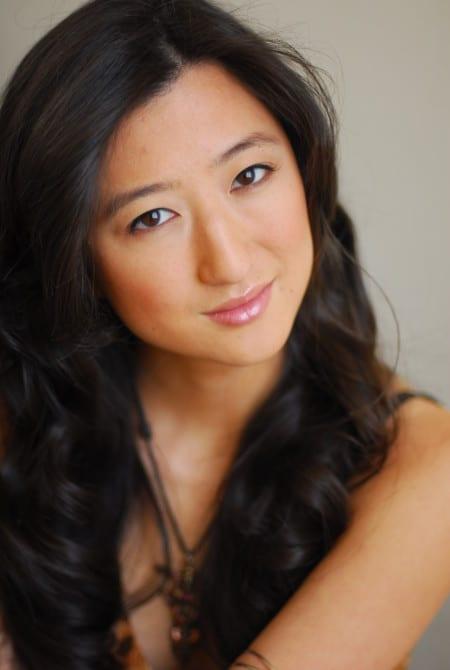 Writer/Producer Jennifer Zhang