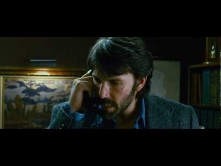 "Affleck plays a more effective superhero in Argo than he did when he was the ""Daredevil."""