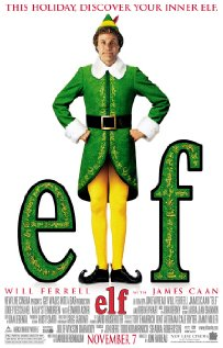 "The ""Elf"" poster"
