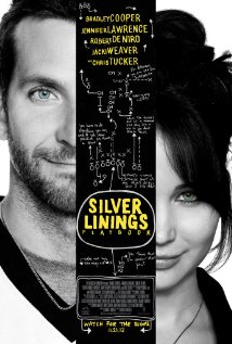 "The ""Silver Linings Playbook"" poster"