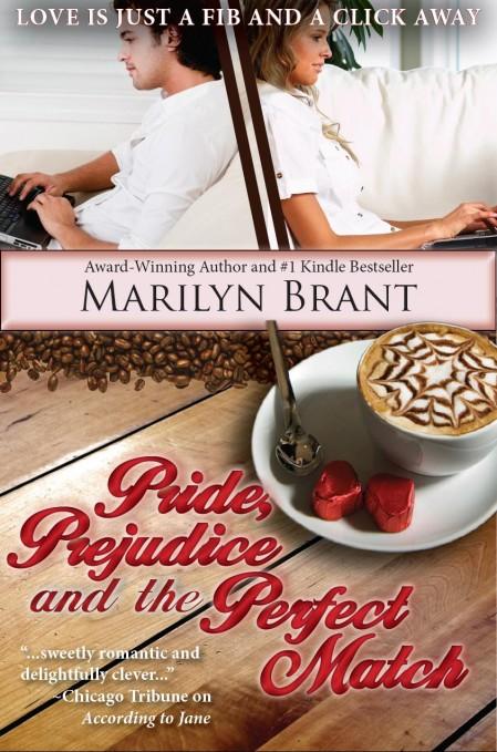 The cover of Marilyn Brandt's latest novel - her seventh!