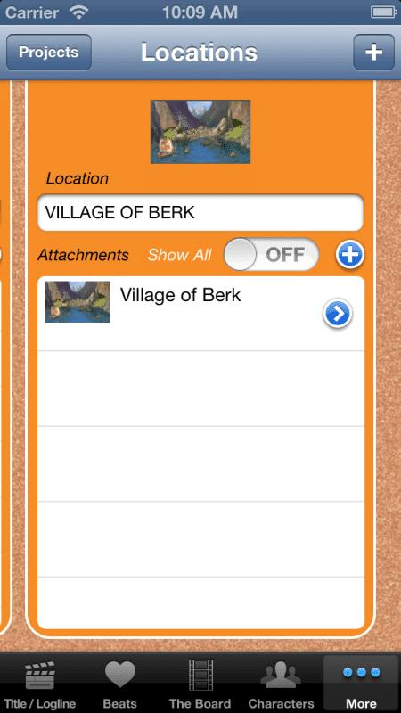Location - iPhone 5