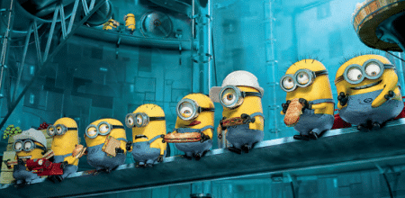 Millions of Minions!