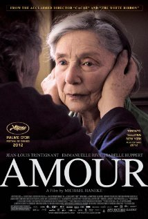 "The ""Amour"" poster"