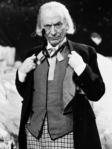 Who's on first? William Hartnell