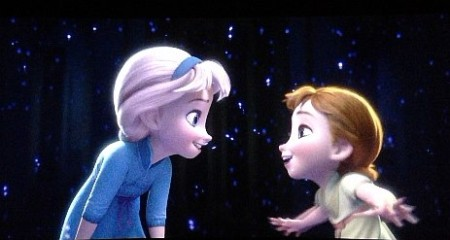 Frozen-Young-Anna-Elsa