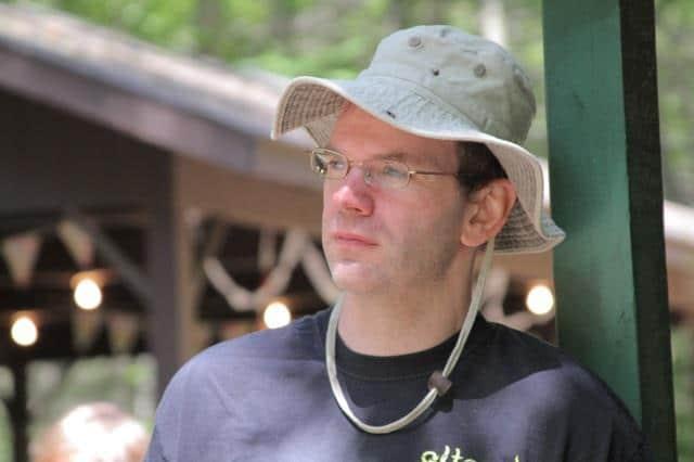 Screenwriter Jamie Nash