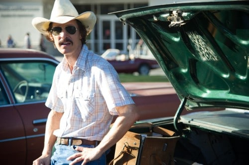 Matthew McConaughey as Ron Woodroof
