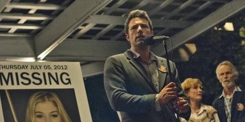 Ben Affleck as Nick Dunne