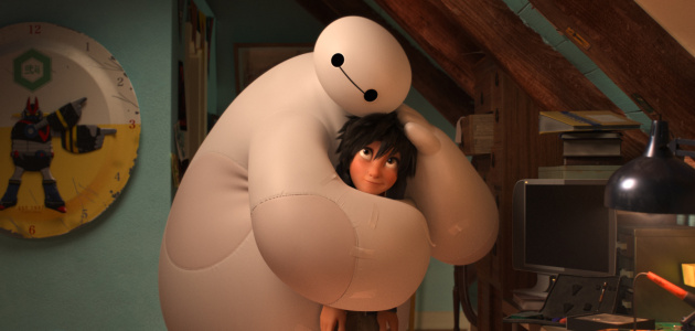 <i>Big Hero 6</i> Beat Sheet
