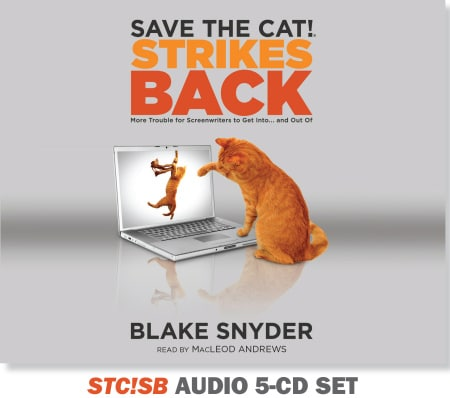 the 5-CD audiobook version of Blake Snyder's third book (shameless plug)