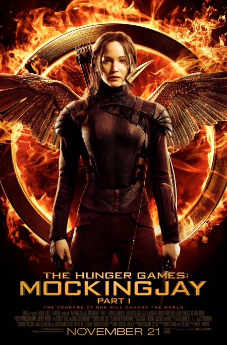Katniss the Superhero