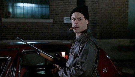 Bad guy Paul (Rob Lowe) closes in on Tommy's success.