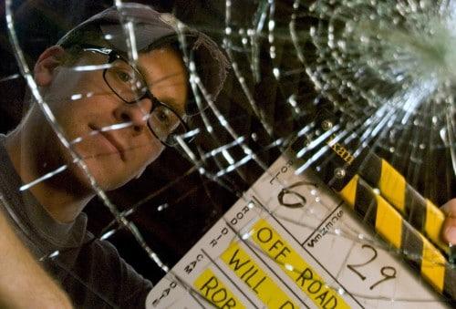 Filmmaker Will Dickerson (photo: Rebecca Tull Yates)