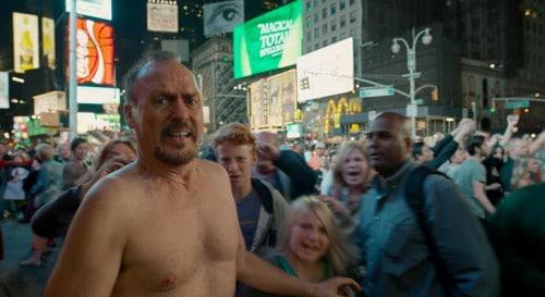 Michael Keaton as Riggan
