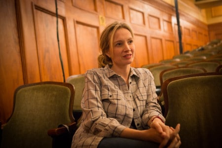Writer Bess Wohl (Photo: Cassandra Giraldo for the Wall Street Journal)