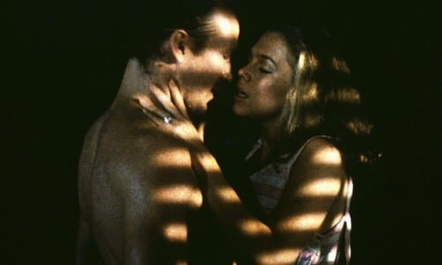 William Hurt as Ned Racine and Kathleen Turner as Matty Walker