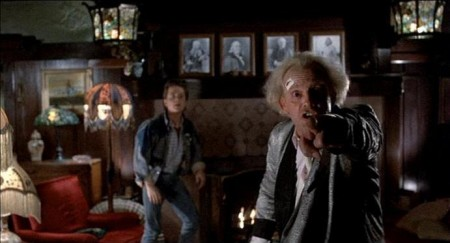 A false victory at the Midpoint as Doc knows how to send Marty back to the future.