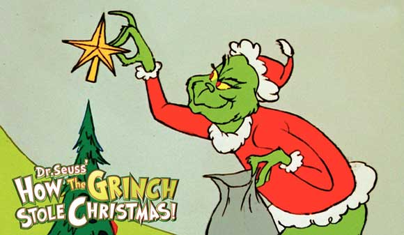 How the Grinch Stole Christmas (1966) Beat Sheet