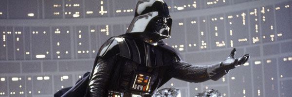 Darth Vader tries to get Luke to join the Dark Side in the Finale.