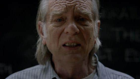The Opening Image introduces us to Harry, a lone individual whose life was changed in a single moment in time.