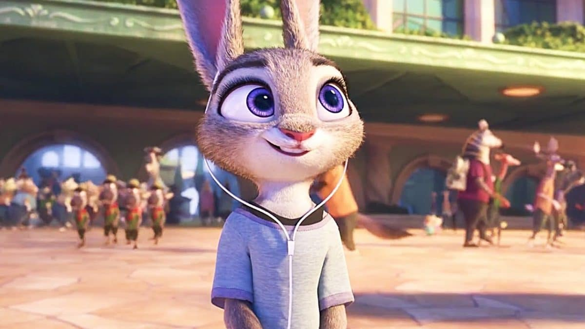 Judy arrives at Zootopia with dreams that she can do anything… but will others believe the same thing?