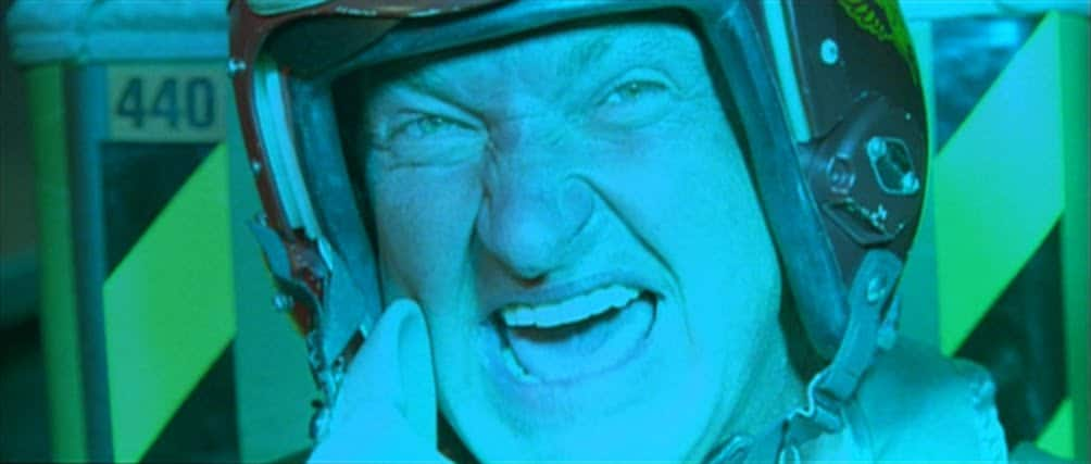 """Hello, boys! He's baaaack! Russell Casse """"digs, deep down"""" to make the ultimate sacrifice for his children and their future."""