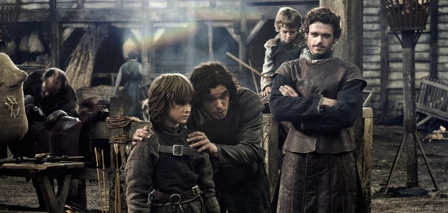 <i>Game of Thrones</i> Season One Structure Analysis