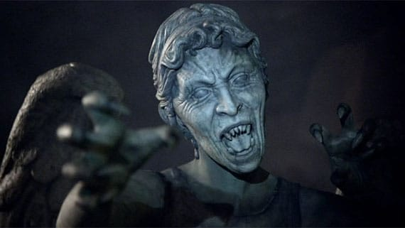 If you see an angel statue, don't blink… or you might open your eyes to something more terrifying.