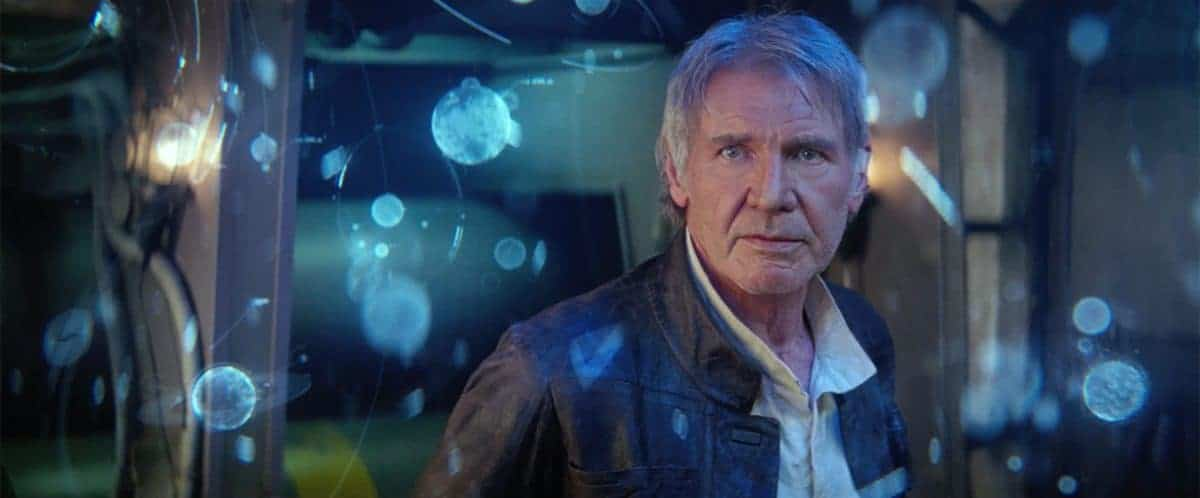 At the Midpoint, Han reveals that the Jedi were real as A and B Stories cross.