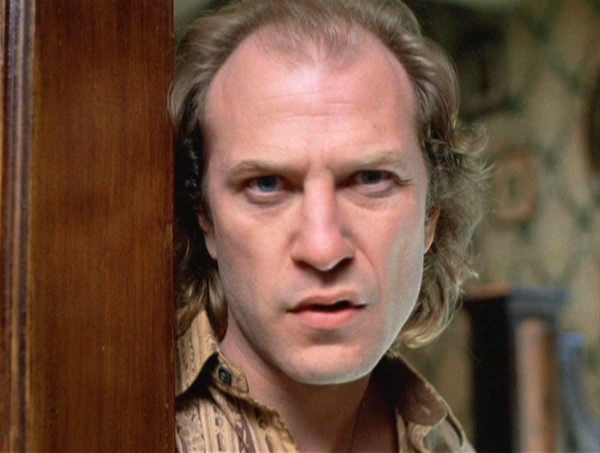 He's not buff, but he is Buffalo Bill.
