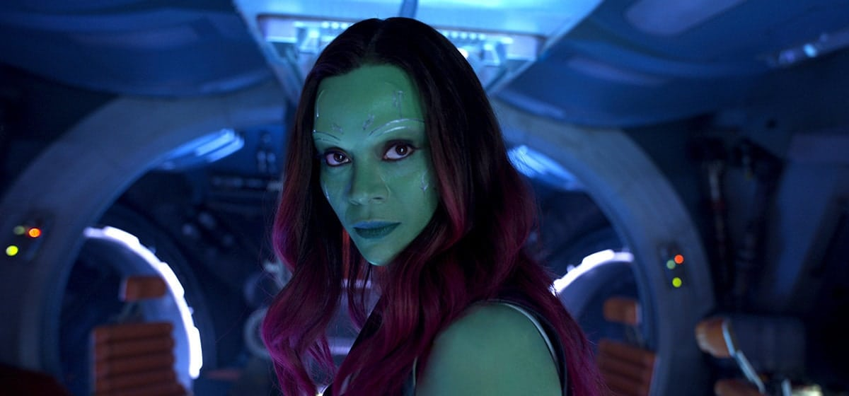 Gamora must make amends with Nebula for the two to find peace.