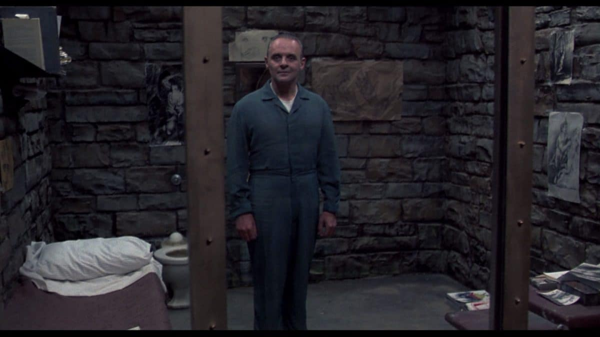 Hannibal Lecter welcomes Clarice