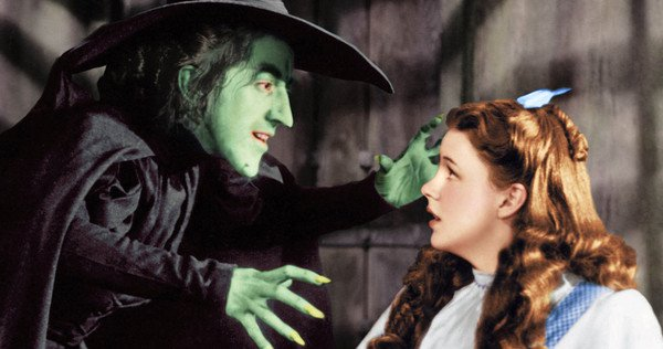 The Wicked Witch of the West is determined to bring about Dorothy's demise in the All Is Lost beat.