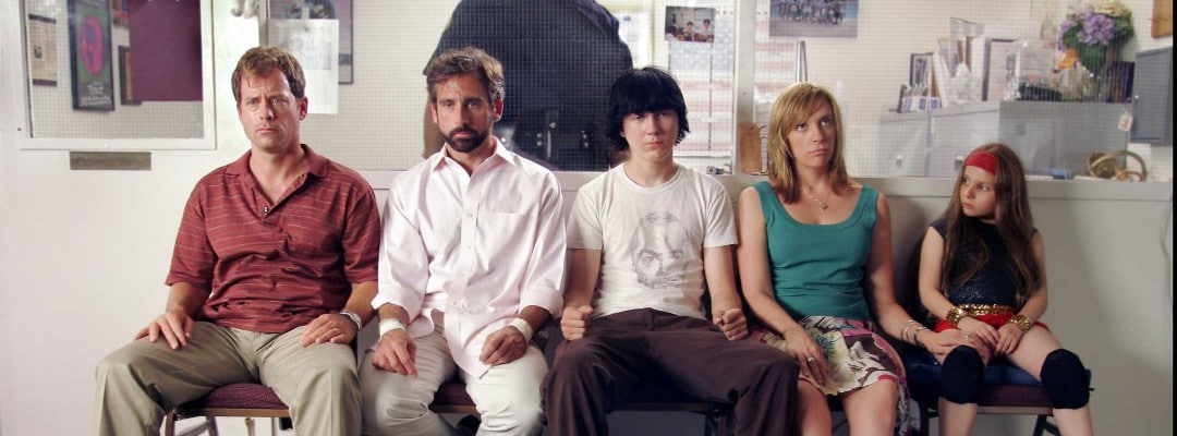 Little Miss Sunshine & Family