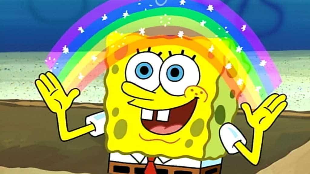 Even SpongeBob deals with primal emotions.
