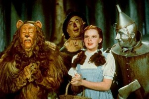 <i>The Wizard of Oz</i> Beat Sheet